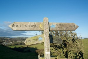 Between Eype and Seatown