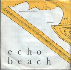 Echo Beach Chesil Bank Cover