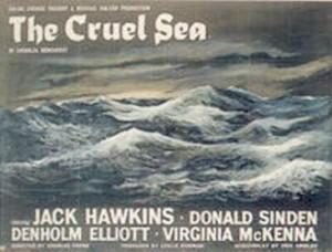 Cruel Sea Poster