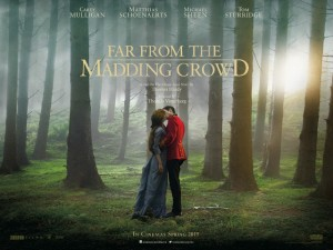 Far from the Madding Crowd Poster 2015