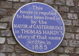 Mayor of Casterbridge House