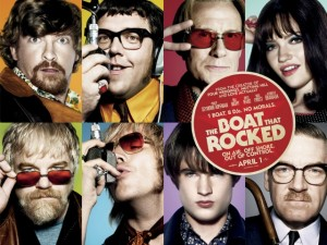 The Boat that Rocked poster 2010