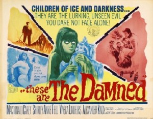 The Damned Poster 1963