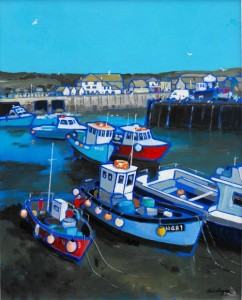 Chris Neaves Bright Day West Bay