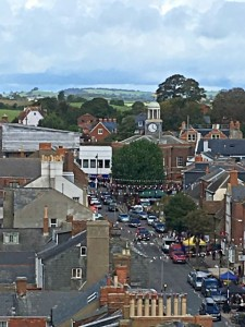 From top of St Marys Church