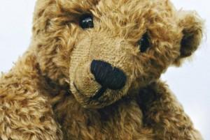 Old Teddy Bear Exhibit
