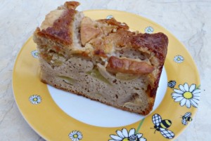 Leakers bakery Dorset Apple Cake