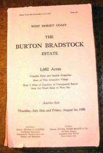 Auction Cover 1958