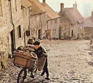 Hovis Advert
