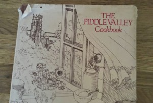 Piddle Valley Cookbook Cover