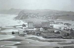 Sea Flood (1960s or 1970s)