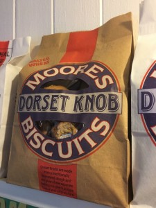 Bag of Dorset knobs