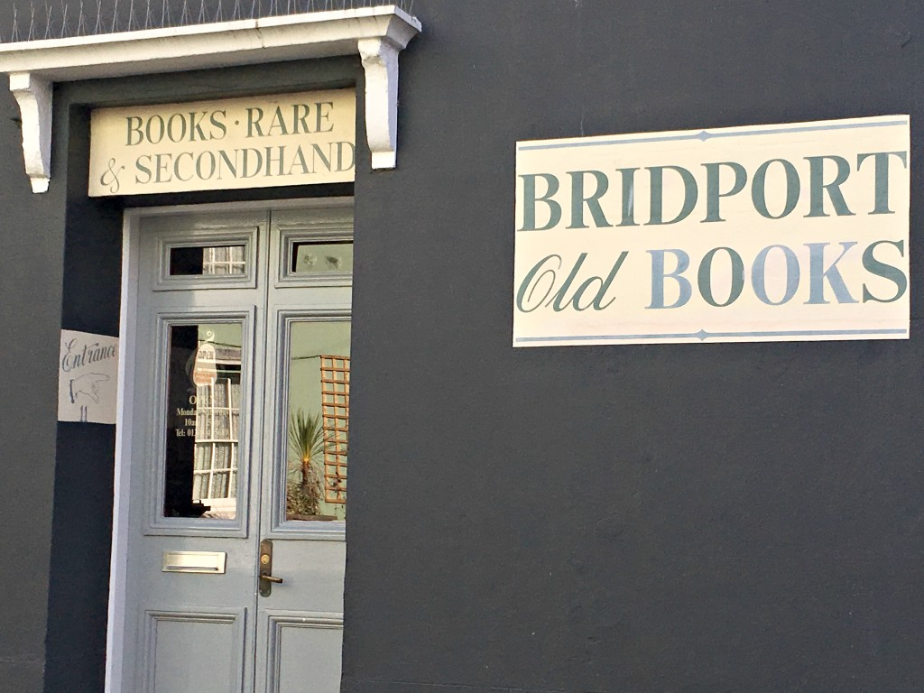 Bridport Old Books
